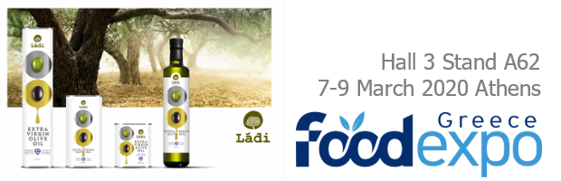 We are participating at the  Food Expo in Athens. Visit us Hall 3 stand A62